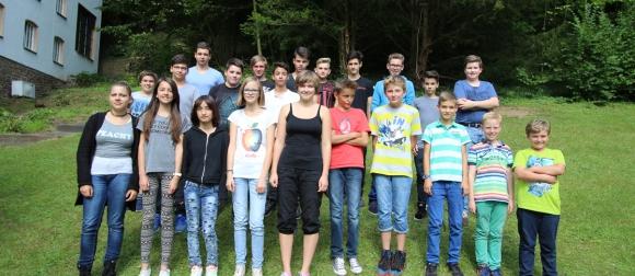 Tagesschüler 201516 2